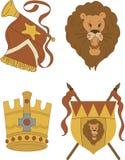 Kunglig person Arkivfoton