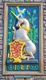 Kunglig Skottland häst Arkivfoto