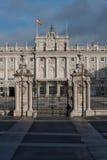 Kunglig slott Royaltyfria Bilder