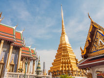Kunglig slott av Bangkok, Thailand Royaltyfria Bilder