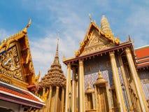 Kunglig slott av Bangkok, Thailand Royaltyfri Fotografi
