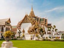 Kunglig slott av Bangkok, Thailand Arkivbild