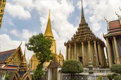 Kunglig slott bangkok thailand Arkivbilder
