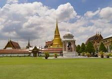Kunglig slott bangkok thailand Royaltyfria Bilder