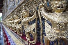 Kunglig slott bangkok thailand Fotografering för Bildbyråer