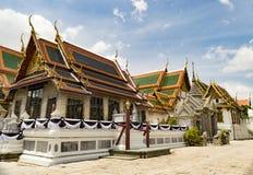 Kunglig slott bangkok thailand Arkivbild