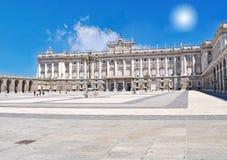 Verkliga Palacio Arkivbilder