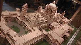kunglig slott jodhpur Royaltyfri Fotografi