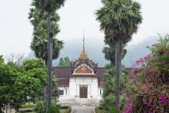 Kunglig slott Laos Royaltyfria Bilder