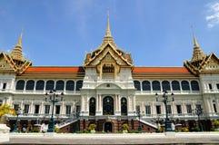 Kunglig storslagen slott Bangkok, Thailand Royaltyfri Bild