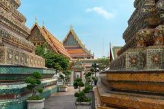 Kunglig tempel Bangkok royaltyfri fotografi