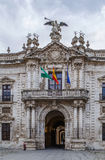 Kunglig tobakfabrik, Seville Royaltyfri Foto