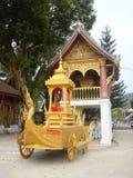 Kunglig triumfvagn och paviljong Royaltyfri Fotografi