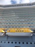 Kungliga Caribbeans tjusning av haven Royaltyfria Foton