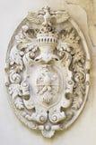 Kungliga symboler Arkivfoton