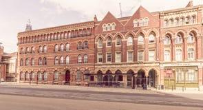 Kungliga Talbot House C 2 Victoria Street Bristol Royaltyfri Foto