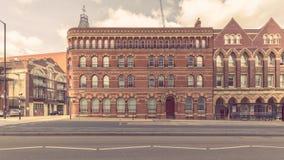 Kungliga Talbot House 2 Victoria Street Bristol Royaltyfri Fotografi