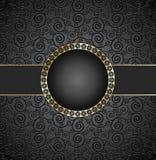 Kungligt bokomslag Royaltyfri Bild