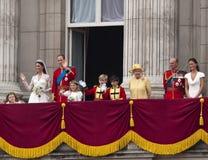 kungligt bröllop Royaltyfria Foton