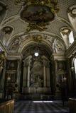 Kungligt kapell i Stockholm royaltyfri fotografi