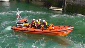Kungligt nationellt livräddningsbåtinstitut arkivfilmer