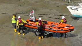 Kungligt nationellt livräddningsbåtinstitut lager videofilmer