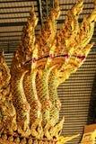 Kungligt rusa in det nationella museet av kungliga pråm, Bangkok, Thailand arkivfoto