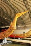 Kungligt rusa in det nationella museet av kungliga pråm, Bangkok, Thailand arkivfoton