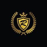 Kungligt tappningsymbol Royaltyfri Fotografi