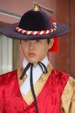 Kungligt Vakt-ändra Royaltyfri Fotografi