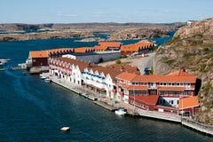 Kungshamn - Sweden Royalty Free Stock Photo