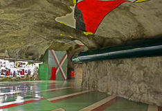 Kungstradgarden station of the Stockholm metro Stock Image