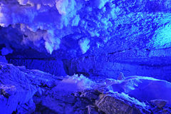 Kungur Ice Cave. Perm Krai. Russia Royalty Free Stock Photos