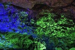 Kungur Ice Cave. Perm Krai. Russia Royalty Free Stock Photography