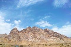 Kunlun Mountain Royalty Free Stock Image