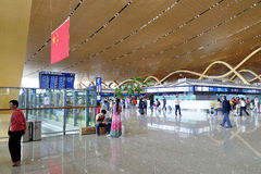 KUNMING CHANGSHUI Airport Stock Image