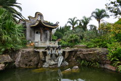 Kunming, China: Guangdong Garden at Horti-Expo Park Stock Photos