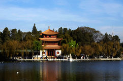 Kunming Daguan Park. Eastphoto, tukuchina, Kunming Daguan Park Royalty Free Stock Photos