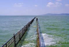 Kunming Lake Royalty Free Stock Photography