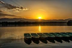 Kunming See Lizenzfreie Stockbilder