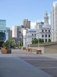 23 kunnen 2013 Stad en van de Provincie de Bouw, dichtbij het Capitool van de Staat, Denver, Colorado Royalty-vrije Stock Foto's