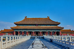 Kunninggong Palace Of Earthly Tranquility Imperial Royalty Free Stock Images