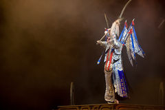 Kunqu Opera Gongshunzidu Stock Photos