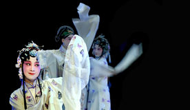 KunQu Opera : The Peony Pavilion Stock Photography