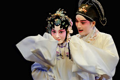 Kunqu Opera : The Peony Pavilion Royalty Free Stock Photos