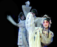 Kunqu Opera : The Peony Pavilion Stock Photo