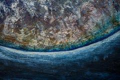 Kunst, Ölgemälde Bild ` wenig Prinz ` Bildraum Hintergrund lizenzfreie stockfotos