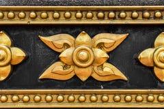 Kunst Aziatisch traditioneel Thailand Royalty-vrije Stock Afbeeldingen
