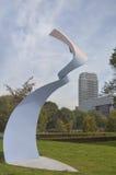 Kunst in Den Haag Stock Afbeelding