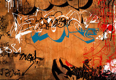 Kunst der Straßen Stockbild